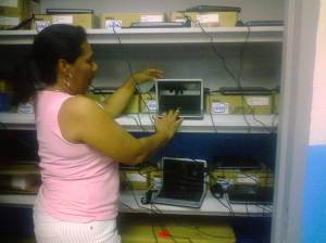 Darien Panama computers